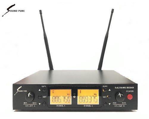 Soundpure(サウンドピュア) ワイヤレス受信機 B帯 SP-W-H01
