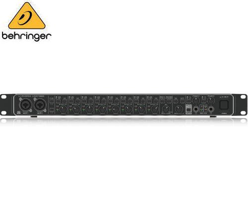 BEHRINGER(ベリンガー)オーディオインターフェース UMC1820 U-PHORIA