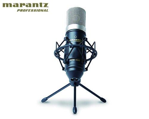 marantz professional(マランツプロフェッショナル)コンデンサーマイクロホン MPM-1000J