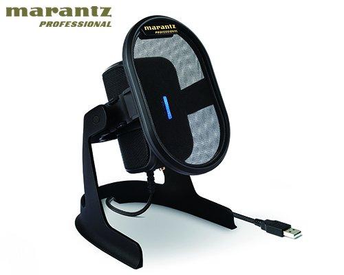 marantz professional(マランツプロフェッショナル)デスクトップUSBコンデンサーマイクロホン Umpire