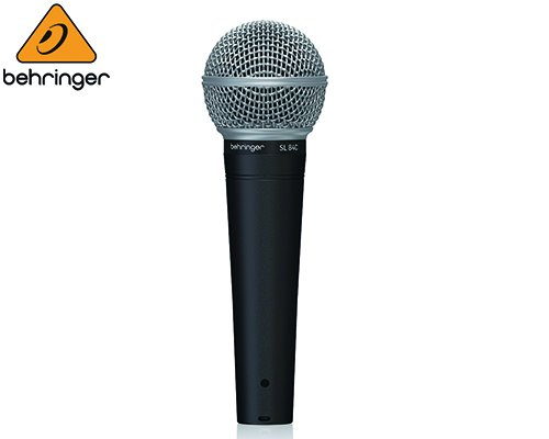 BEHRINGER(ベリンガー)ボーカル用ダイナミックマイクロホン SL84C※在庫限り