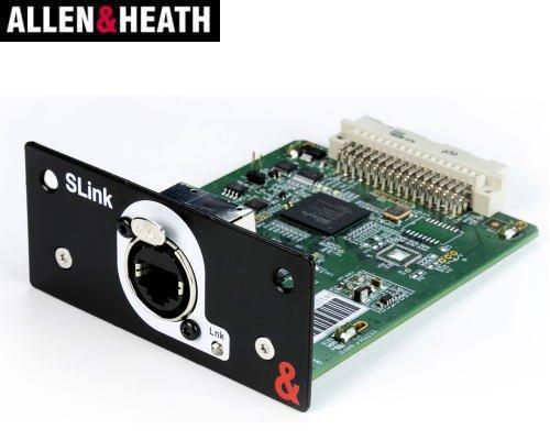 ALLEN&HEATH(A&H)/アレン&ヒース(アレヒ) SQシリーズ用オプションカード M-SQ-SLINK
