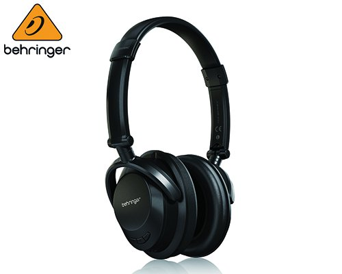BEHRINGER(べリンガー) 密閉型スタジオ モニタリング プロフェッショナルヘッドホン(Bluetooth搭載/ノイズキャンセリング内蔵) HC2000BNC