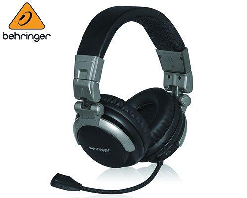 BEHRINGER(べリンガー) マイクロホン搭載 密閉型プロフェッショナルヘッドホン(Bluetooth搭載) BB560M
