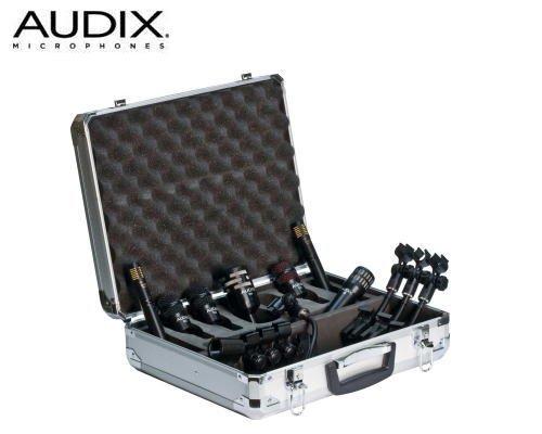 AUDIX(オーディックス)ドラムマイクセット DP7