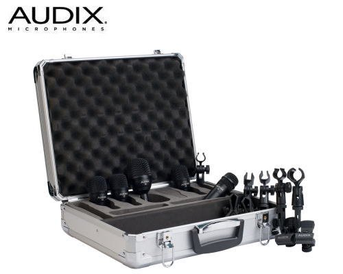 AUDIX(オーディックス)ドラムマイクセット FP5