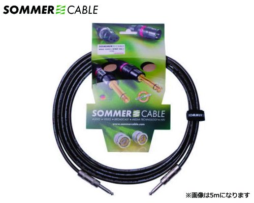 SOMMER CABLE 楽器用ケーブル SC-SPIRIT XXL SXSS-0300(3m/SS)
