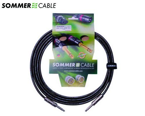 SOMMER CABLE 楽器用ケーブル SC-SPIRIT XXL SXSS-0500(5m/SS)