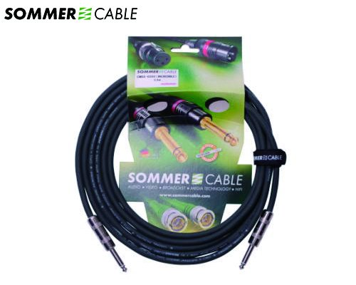 SOMMER CABLE 楽器用ケーブル COLONEL INCREDIBLE CMSS-0500(5m/SS)