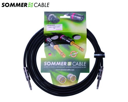 SOMMER CABLE 楽器用ケーブル SC-SPIRIT LLX LXSS-0500(5m/SS)