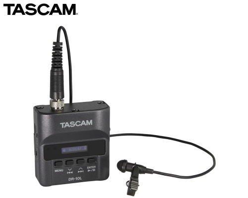 TASCAM ピンマイクレコーダー DR-10L