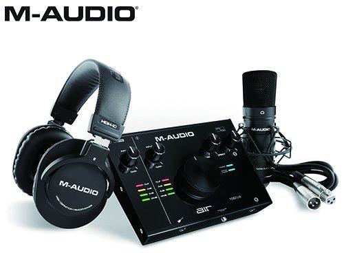 M-AUDIO(エムオーディオ)ボーカルレコーディングのコンプリート・パッケージ AIR 192 | 4 Vocal Studio Pro4