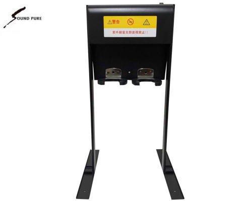 Soundpure(サウンドピュア) UVステアライザー・マイク衛生器+スタンドセット SPC-555(mk2) +SPC-501