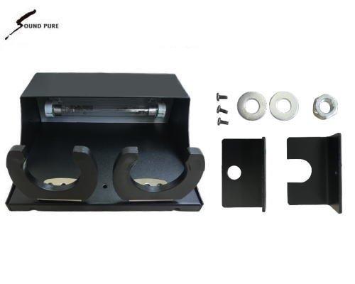 Soundpure(サウンドピュア) UVステアライザー・マイク衛生器+マイクアダプターセット SPC-555(mk2) +SPC-502