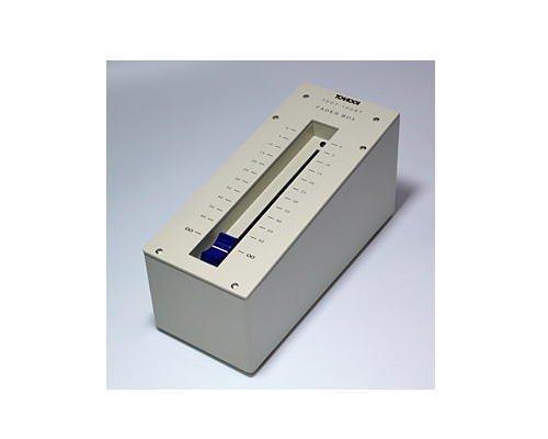 TOMOCA オーディオトランス内蔵オーディオフェーダー TCCT-100ST