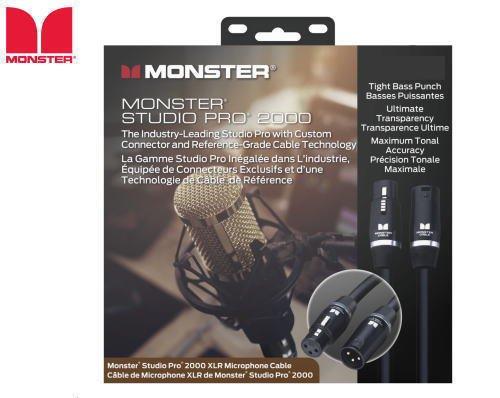 MONSTER CABLE(モンスターケーブル)SP2000-M-20 マイクケーブル(6m)