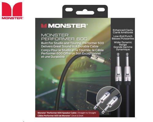 MONSTER CABLE(モンスターケーブル)P600-S-3 スピーカーケーブル(91cm)