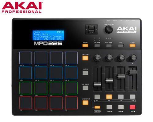 AKAI(アカイ)MPD226 USB / MIDIパッドコントローラー