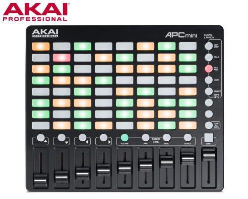 AKAI(アカイ)APC mini Ableton Live専用パフォーマンスコントローラー