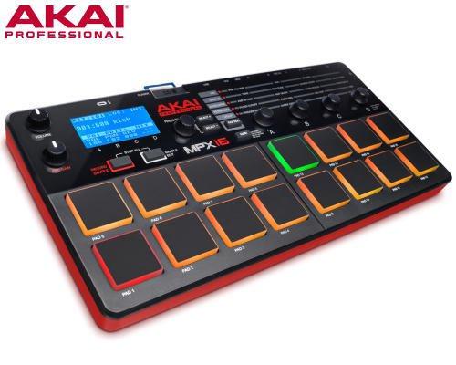 AKAI(アカイ)MPX16 サンプラー