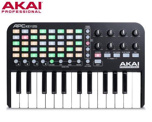 AKAI(アカイ)APC KEY 25 MIDIキーボード