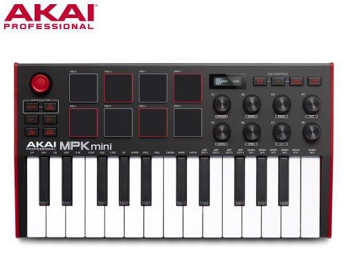 AKAI(アカイ)MPK mini MK3 MIDIキーボード