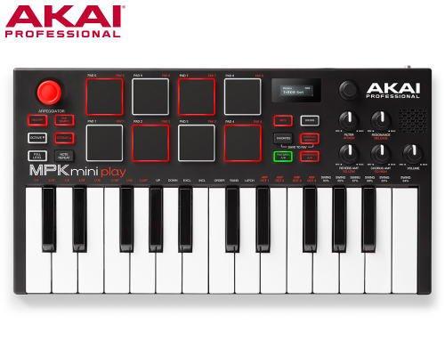 AKAI(アカイ)MPK Mini Play MIDIキーボード