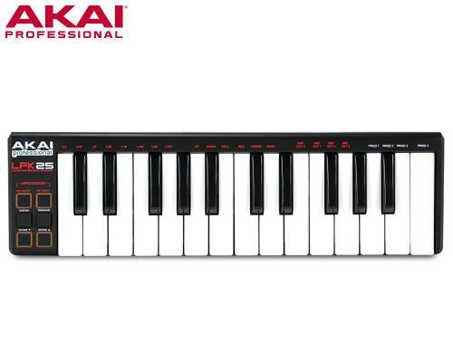 AKAI(アカイ)LPK25 MIDIキーボード