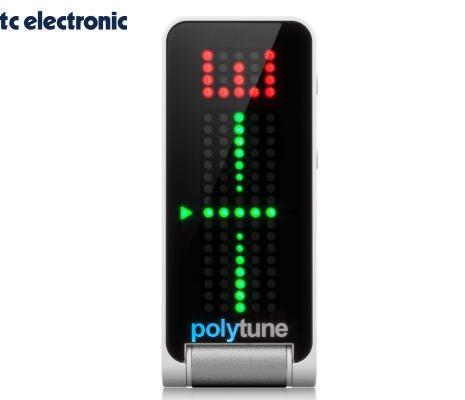TC ELECTRONIC(ティーシーエレクトロニック)POLYTUNE CLIP クリップチューナー