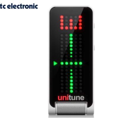 TC ELECTRONIC(ティーシーエレクトロニック)UNITUNE CLIP クリップチューナー