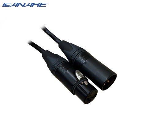 CANARE(カナレ)マイクケーブル 0.5m XLR  EC005-B