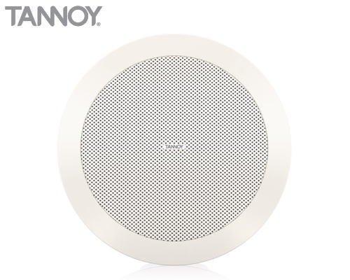 TANNOY(タンノイ) CVS301 天井埋め込み型スピーカー 2本ペア(ホワイト)