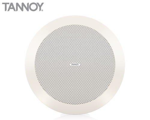 TANNOY(タンノイ) CVS401 天井埋め込み型スピーカー 2本ペア(ホワイト)