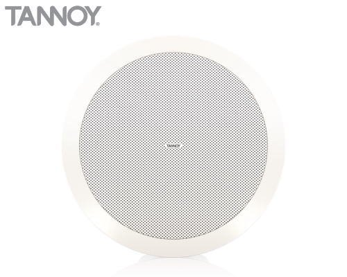 TANNOY(タンノイ) CVS601 天井埋め込み型スピーカー 2本ペア(ホワイト)