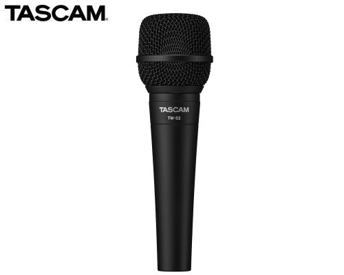 TASCAM ボーカル・楽器収録用ダイナミックマイク TM-82