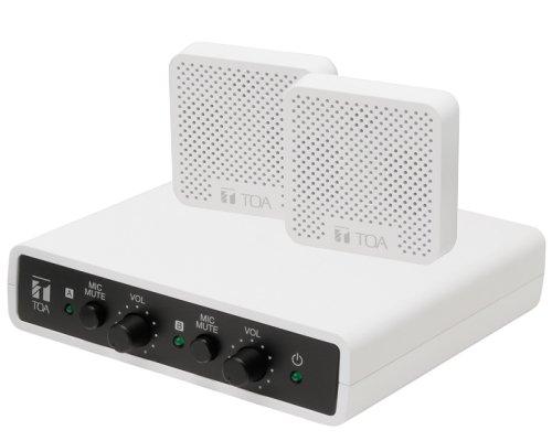 TOA(ティーオーエー)NF-2 パーティション取付型 会話補助システム