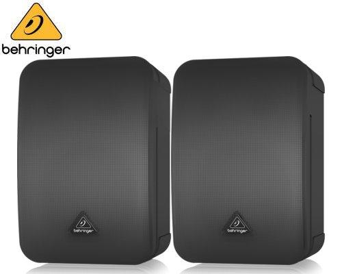 BEHRINGER(ベリンガー)2-Wayパッシブ・モニタースピーカー 1C-BK(ペア)