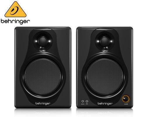 BEHRINGER(ベリンガー)2-Wayパワードモニタースピーカー MEDIA 40USB(ペア)