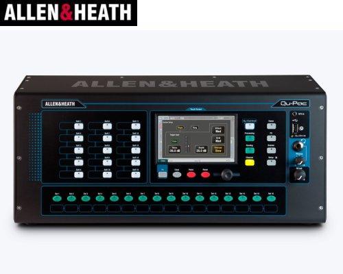 ALLEN&HEATH(A&H)/アレン&ヒース(アレヒ)デジタルミキサー QU-PAC