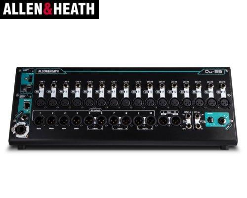 ALLEN&HEATH(A&H)/アレン&ヒース(アレヒ)デジタルミキサー QU-SB