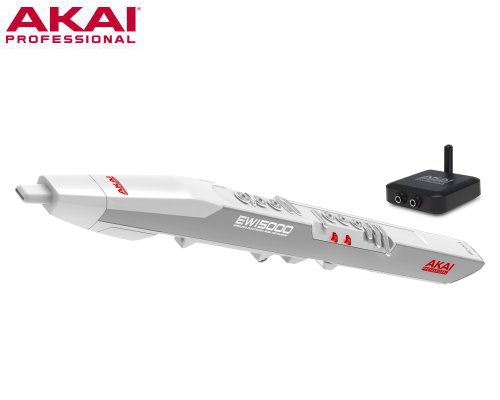 AKAI(アカイ)ウインド・シンセサイザー EWI5000 White J