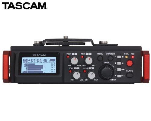 TASCAM カメラ用リニアPCMレコーダー/ミキサー DR-701D