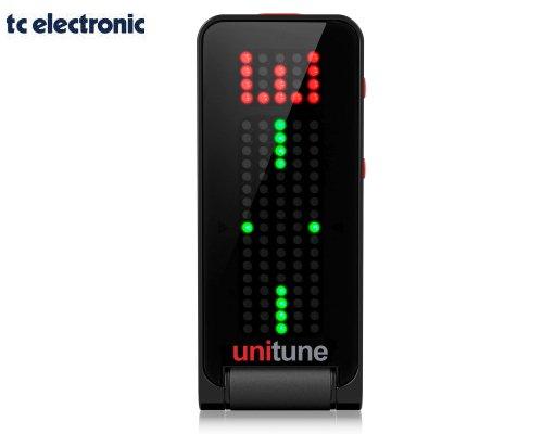 TC ELECTRONIC(ティーシーエレクトロニック)UNITUNE CLIP NOIR クリップチューナー