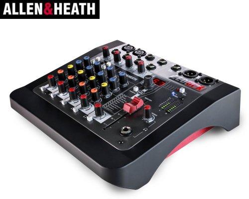 ALLEN&HEATH(A&H)/アレン&ヒース(アレヒ) アナログミキサー ZED-6FX