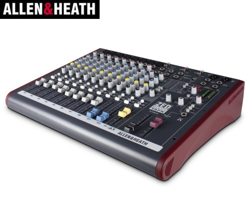 ALLEN&HEATH(A&H)/アレン&ヒース(アレヒ) アナログミキサー(USBインターフェース搭載) ZED60-14FX