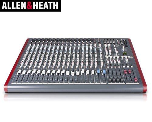 ALLEN&HEATH(A&H)/アレン&ヒース(アレヒ) アナログミキサー(USBインターフェース搭載) ZED-420