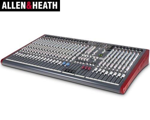 ALLEN&HEATH(A&H)/アレン&ヒース(アレヒ) アナログミキサー(USBインターフェース搭載) ZED-428