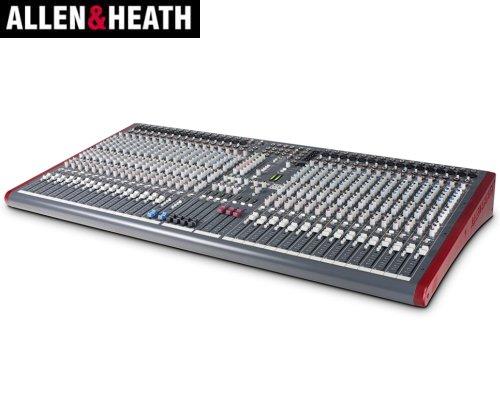 ALLEN&HEATH(A&H)/アレン&ヒース(アレヒ) アナログミキサー(USBインターフェース搭載) ZED-436