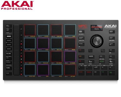 AKAI(アカイ)MPCソフトウェア専用音楽制作コントローラー MPC STUDIO