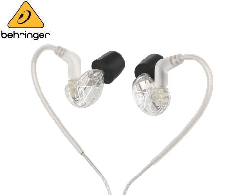 BEHRINGER(べリンガー) スタジオモニタリングイヤホン SD251-CL